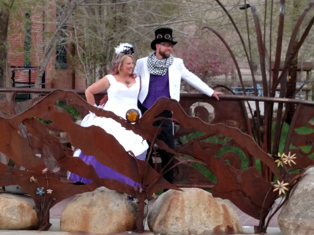 Steampunk at the SteamPlant