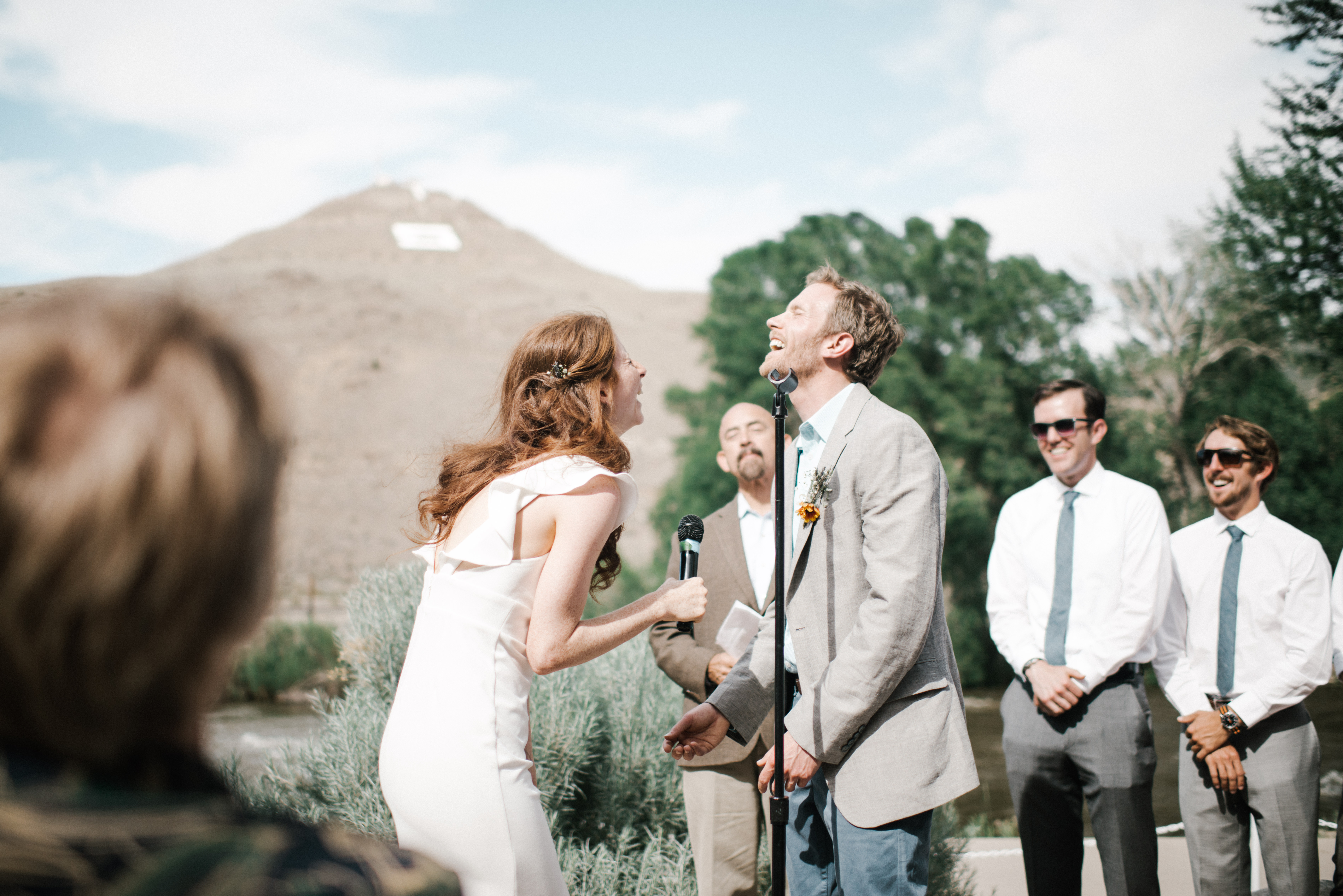 Real weddings archives steamplant wedding ruth matts laid back mountain wedding junglespirit Gallery